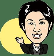 似顔絵専門店「似顔絵おむすび」の高井の似顔絵